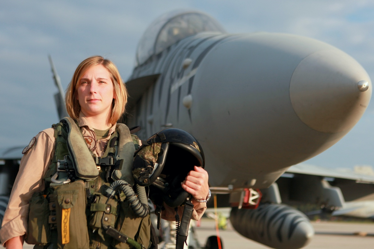 From clerks to combatants: Honoring women Marines | The ...