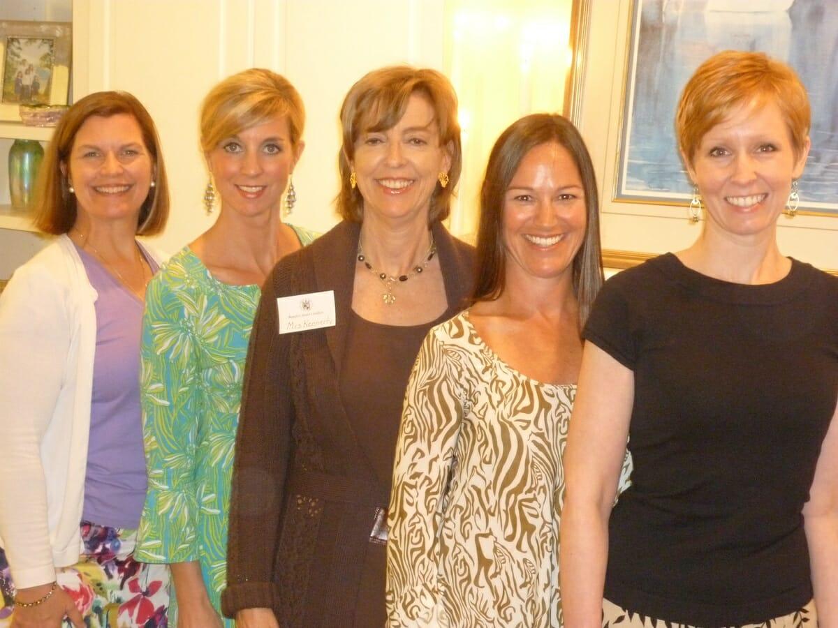 Beaufort Junior Cotillion Unveils New Program