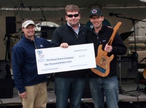 JB McCarty was the grand champion winner at last year's Bands, Brews & BBQ.