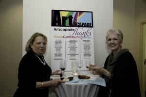 Artscapade fundraiser was held Thursday, Feb. 21 at USCB Center for the Arts for the Northern Beaufort County Public Education Foundation. More than 50 local artists donated their works for auction to raise money for grants to teachers in northern Beaufort County public and charter schools.