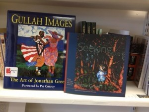 """Jonathan Green's book """"Seeking"""" is available at Red Piano Too Gallery."""