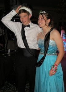 Congratulations to Beaufort Academy 2013 Prom King and Queen, Charles Sanford and Briley Langehans.