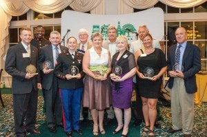 All the winners of the 2013 Civitas Awards. Photos courtesy of Susan DeLoach.
