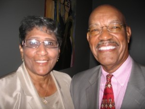 Celebrating 50 years together Romona and Herman Gaither