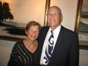 Ellen and Ed Like live on Dataw Island. He is the president of the Beaufort Symphony Orchestra board.