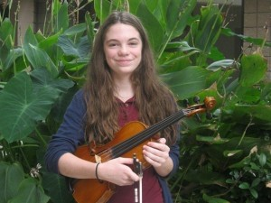 Violinist Taylor Maddox is a seventh grade student who attends Lady's Island Middle School. Recently, Taylor auditioned and was accepted to perform with the South Carolina regional orchestra. The performance will be held in Myrtle Beach. Congratulations to Taylor for this honor.
