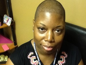 Tonya Green is a Woman of Greatness who never gives up, never quits fighting.