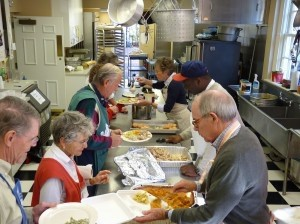 The Parish Church of St. Helena will host the 34th Annual Community Thanksgiving Dinner and Community Worship Service on Thanksgiving Day.