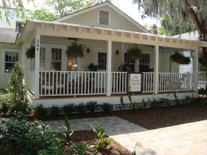 The Beaufort Day Spa is located in the heart of downtown Beaufort.