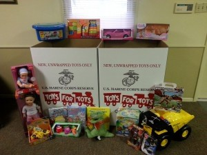 It is that time of year again, Toys for Tots is in full swing.  Lowcountry Insurance has been a collection site for three years now, and their goal is to make this year better than ever. So get in the spirit and help make Christmas special for children in the community. Please bring your toys to Lowcountry Insurance at 80 Lady's Island Drive, Beaufort, SC, now through December 12. The office is on Lady's Island next to St. Peter's Catholic Church.  Thank you for your help and support.