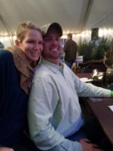 Christin and Shawn Lather