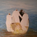 The Baptism by Gwen Williams