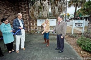 Tuesday, Feb. 11, the chamber held a grand opening and ribbon cutting ceremony for the Boys & Girls Club Thrift, located at 914 Boundary Street in Beaufort. Photos by Captured Moments Photography.