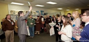 The Chamber's Business After Hours was co-hosted by Beaufort Medical Equipment and Valpak on Thursday, Feb. 13. Photos by Captured Moments Photography.