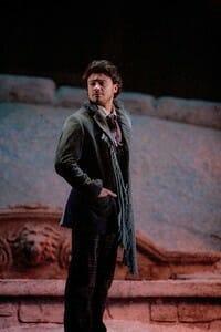This is tenor Vittorio Grigolo as Rodolfo.