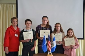 wisconsin daughters of the american revolution essay meeting