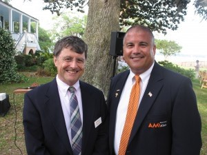 Event organizers-Dr. Mike Harris and Mike Ingram