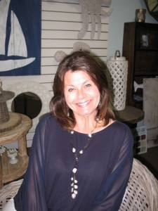 Maleia Everidge is seen in The Lowcountry Living Showroom at Grayco on Lady's Island.