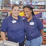 Employees at the new Parker's in Port Royal.