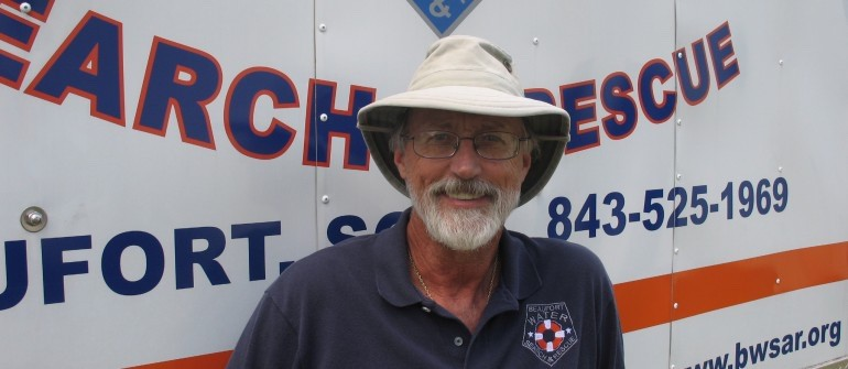 Meet Doyle Clifton of the Beaufort Water Search and Rescue: Beaufort Water Festival's 'safety net' for boaters