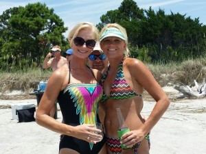 Michelle Hiers and Lori Howell