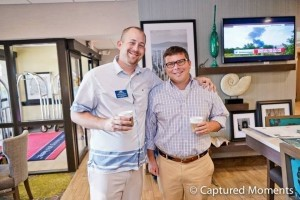 On Friday, July 18, Coffee With Colleagues was hosted by Hampton Inn Beaufort, 2342 Boundary St. Photo by Captured Moments.