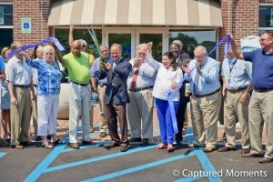 The ribbon cutting at Parker's Convenience Store in Port Royal on Tuesday, July 8. Photos by Captured Moments Photography.