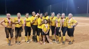 The 14U Badkatz girls softball team placed third in the 3rd Annual Summer Slam in Sumter on Aug. 16. Congrats to Alexis Ortiz for hitting her first home run out of park.