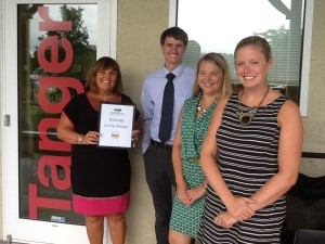 Each week, the Beaufort Regional Chamber of Commerce chooses a chamber business and surprises them with a meal courtesy of Sonic. The Business of the Week is the Tanger Outlet Center – Hilton Head.