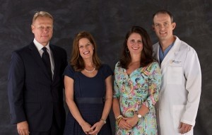 Beaufort Memorial Hospital Foundation taps Dr. Andy and Laura Beall and Dr. D.J. and Ryan Christian to co-chair the annual Valentine Ball.