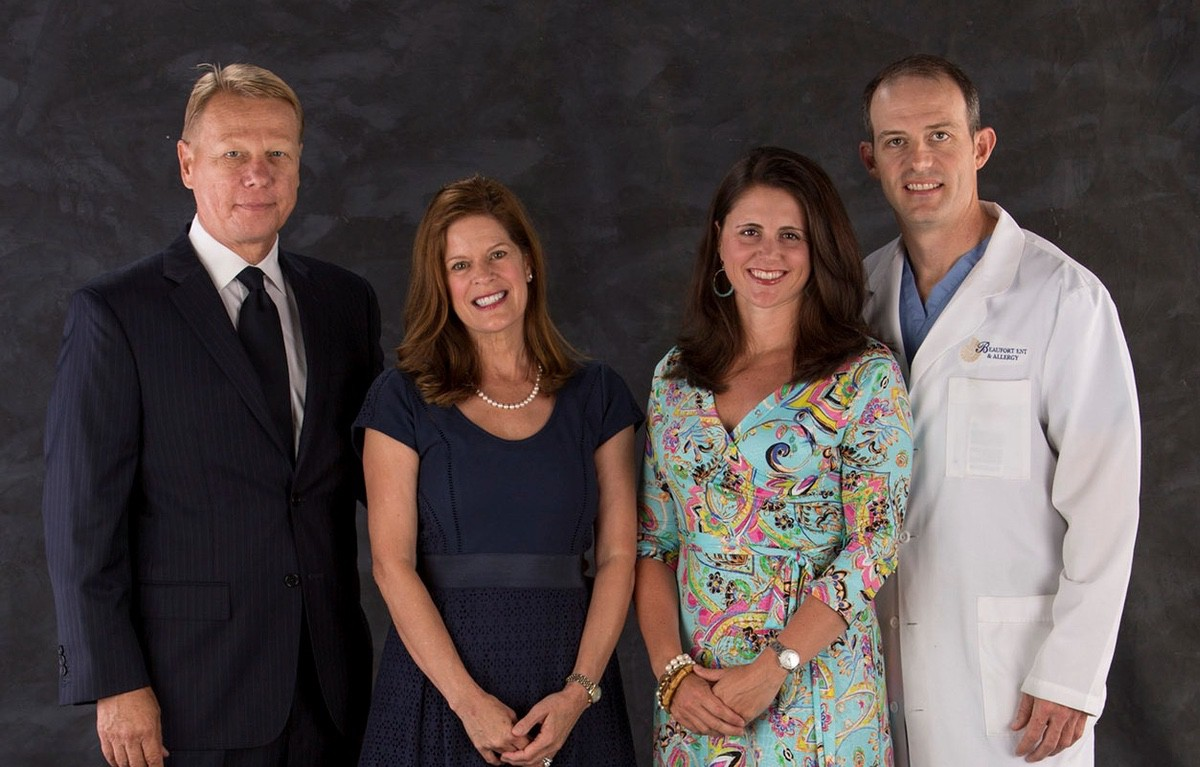 Beaufort Memorial Hospital Foundation Taps Dr. Andy And Laura Beall And Dr.  D.J. And