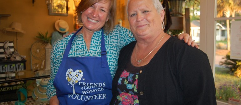 Celebrating life with fashion: Local cancer survivor Nancy Vista is chairwoman of  Belles, Baubles and Burlap to benefit Friends of Caroline Hospice