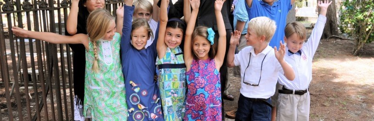 Donation Celebration: One of the largest donations in Beaufort County given to Holy Trinity Classical Christian School
