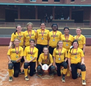 The 14U Badkatz girls softball team placed second in The Ashlie Pipkin Memorial tournament out of 21 teams on Sept. 13 and 14.