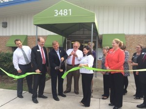 The Chamber of Commerce congratulates CPM Federal Credit Union on the company's Grand Re-Branding and Ribbon Cutting held earlier last week.