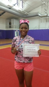 Battery Creek's Marissa Davis tried out to be elected as a FCA All-American Cheerleader this summer at the Fellowship of Christian Athletes's Furman University Cheer Camp.  She was successful and will now have the opportunity to perform in the Chic-fil-A parade and pre-game pep rally this New Year's with other All-Americans from all over the South.