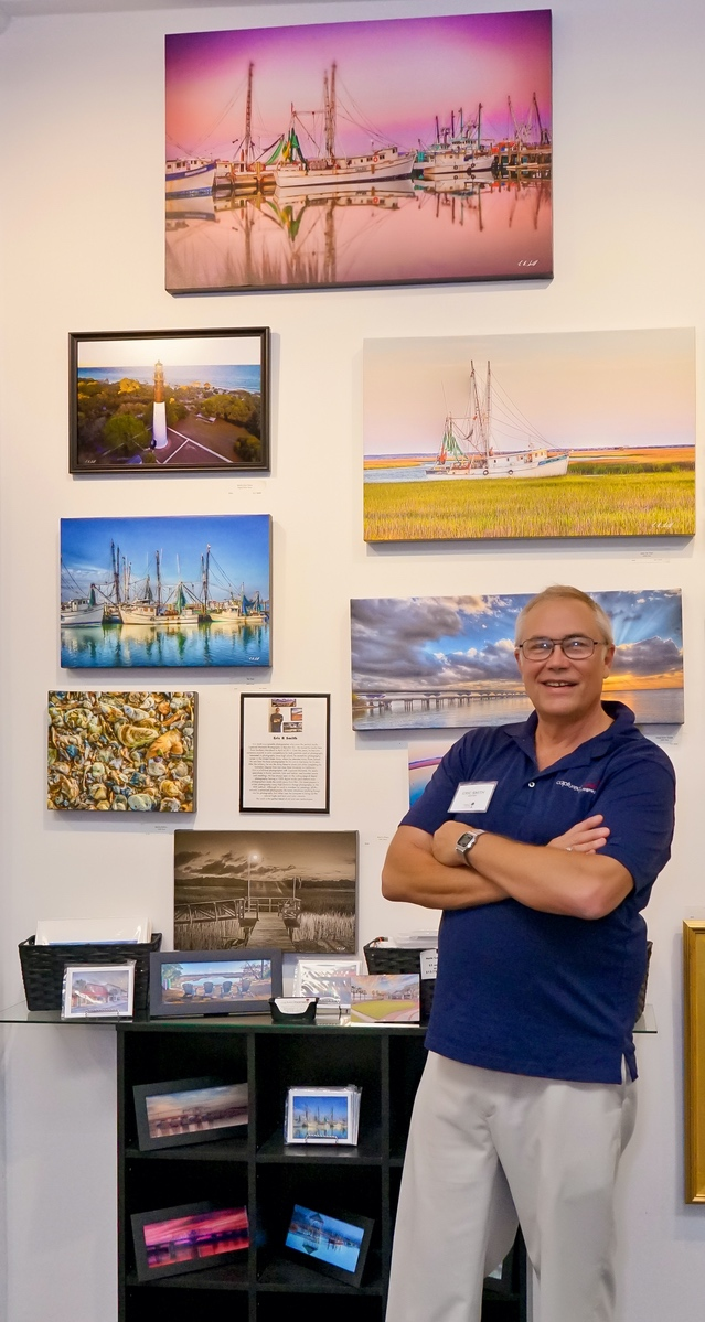 Eric Smith Artist Photographer Eric Smith is
