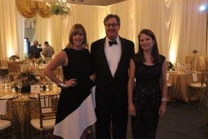 Event co-chairs Jodi Bush Miller, and Mr. and Mrs. Charles Aimar Jr.