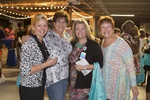 These women, along with hundreds of others, attended last year's Girls Night Out sponsored by Beaufort Memorial Hospital. This year's fun event promoting women's health will be Thursday, Oct. 16.