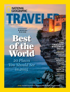 National Geographic DEC_JAN COVER