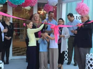 On Friday, Nov. 21, an official Grand Opening/Ribbon Cutting ceremony was held at Fabulous Girl Boutique at 110 Sea Island Parkway, Lady's Island.