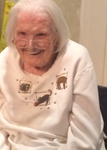 Maureen Floros just turned 100 on November 25. She has been married more than 75 years to her husband, James Floros of Lady's Island. Best wishes, and happy birthday to this special woman.