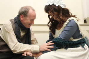 """The Cratchitt Family shows love, even to Ebenezer Scrooge, during this local performance of """"A Christmas Carol"""" at ARTworks on December 4-6 at 7:30 p.m."""