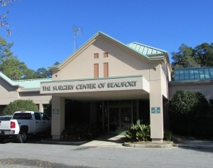 The Surgery Center of Beaufort is located near Beaufort Memorial Hospital at 1033 Ribaut Road, Beaufort.