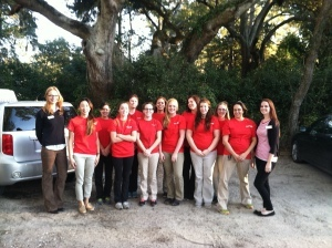 Beaufort, S.C. Merry Maids Partners with the American Heart Association to Raise Awareness and Funds for the Fight against Heart Disease.