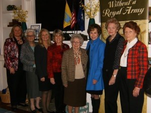 COMM- Colonial Dames XVII Century Elects New Officers