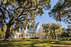Rose Hill Plantation is located between Beaufort and Hilton Head Island.