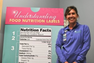 Nutritionist Kim Edwards explains how to read and understand food nutrition labels.