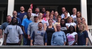 Congratulations to Leadership Beaufort – Class of 2016 on the completion of their first retreat!