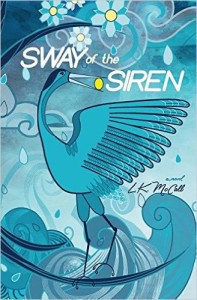 ART - BOOK SIGNING SWAY OF THE SIREN